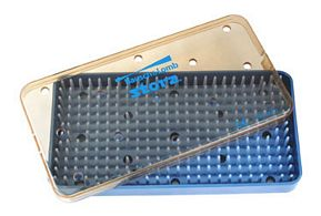 Microsurgical Instrument Tray Plastic 3 x 6 Inches - E7409